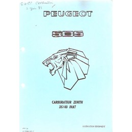 Documentation Technique 1979