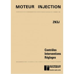 Manuel Atelier Injection V6