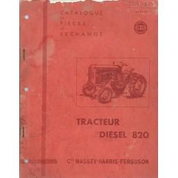 Catalogue Pieces 820 Diesel
