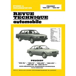 Revue Technique 604 V6