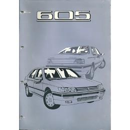 Description Technique 605