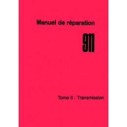 Manuel Reparation 1972 / 1984