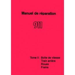 Manuel Reparation 1964 / 1971