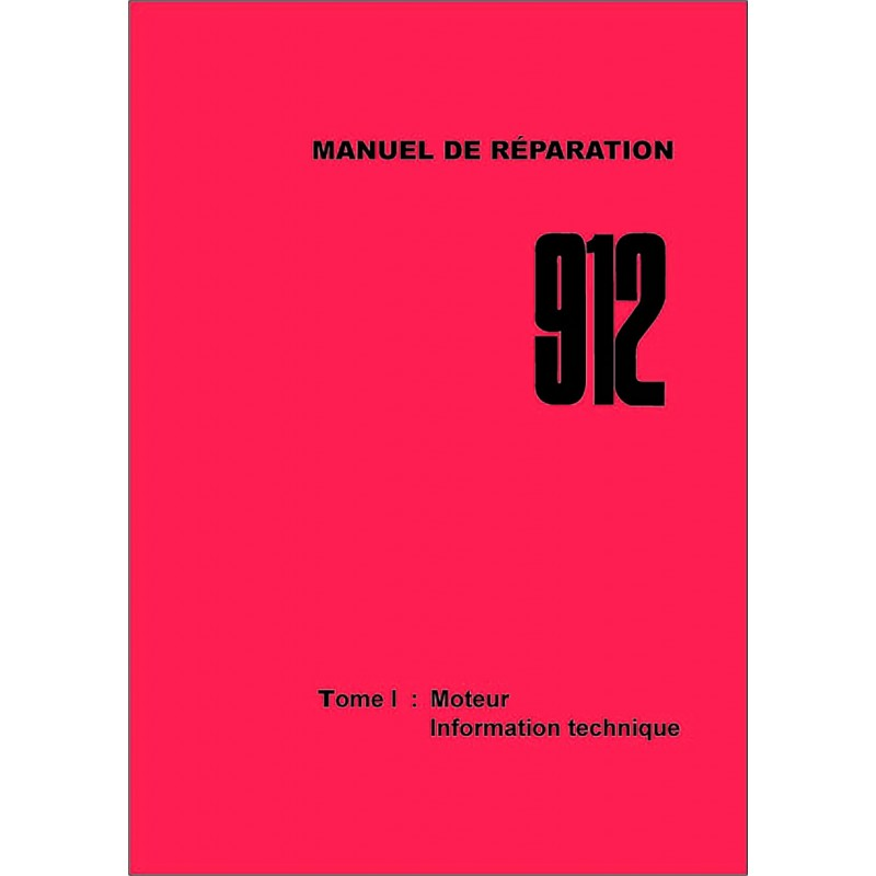 Manuel Reparation Tome 1