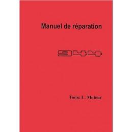 Manuel Reparation Moteur