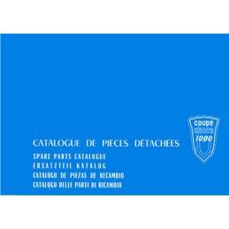 Catalogue Pieces 1000 Coupé