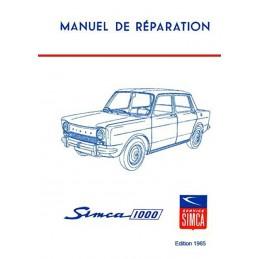 Manuel de Reparation  1965