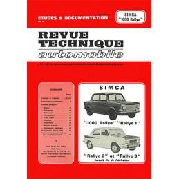 Revue Technique 1000 Rallye
