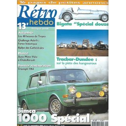 Retro Hebdo N° 77