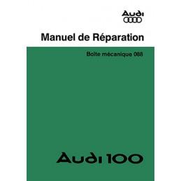 Manuel Reparation BV Meca 088