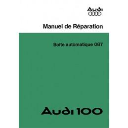 Manuel Reparation BV Auto 087