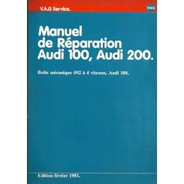 Manuel Reparation  BV Meca 092