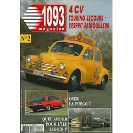 1093 Magazine N° 2
