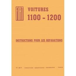 Manuel de Reparation 1967