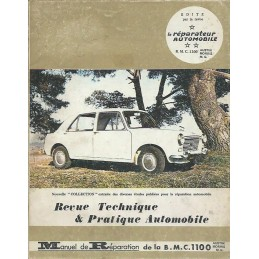 Revue Technique Austin 1100
