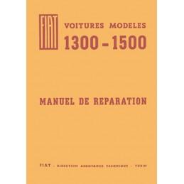 Manuel de Reparation 1300-1500