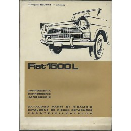 Catalogue de Pieces Carrosserie