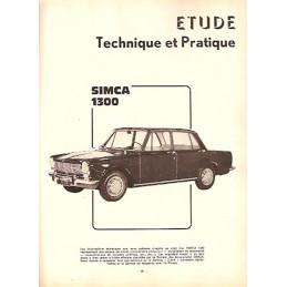 Revue Technique 1300
