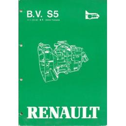 Manuel Reparation BV S5