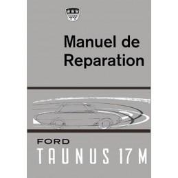 Manuel  Reparation 17M P3  (1963)