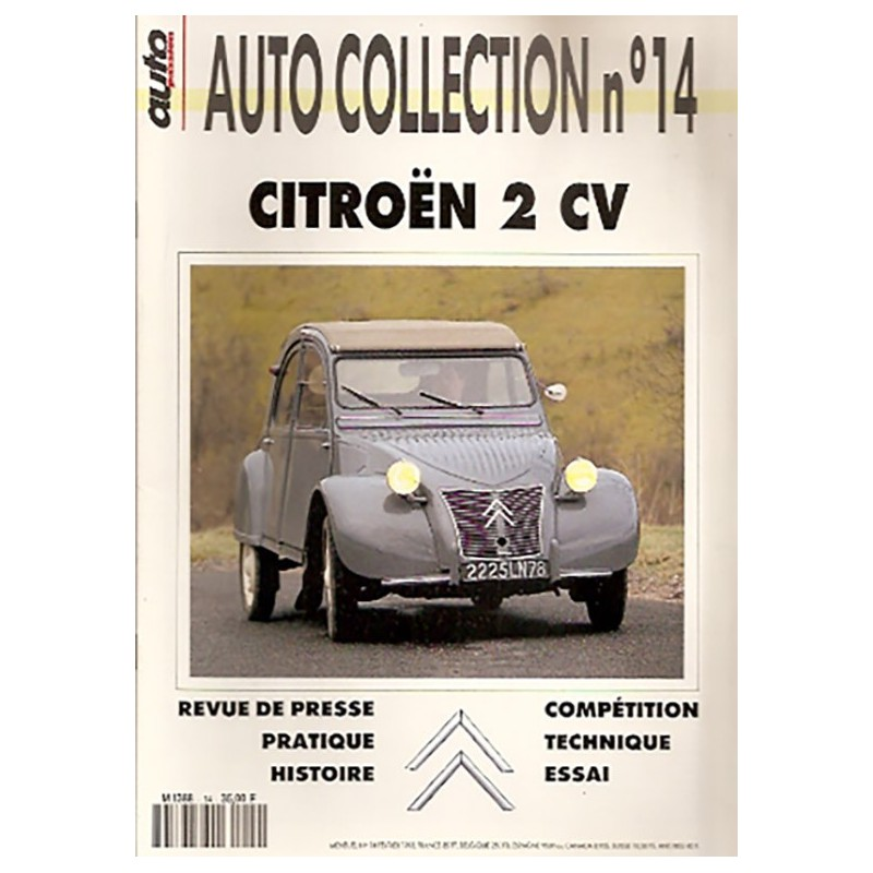 Auto Collection N° 14