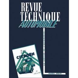 Revue Technique 1949 - 1958