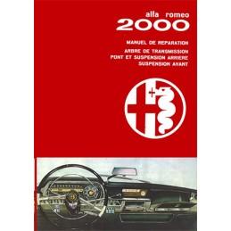 Manuel de Reparation 2000