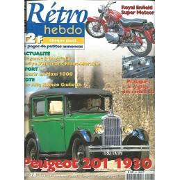 Retro Hebdo N° 28
