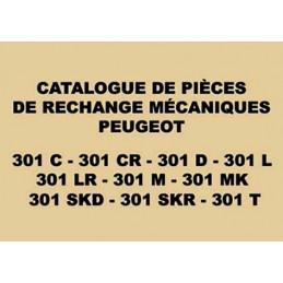 Catalogue de Pieces Mecanique