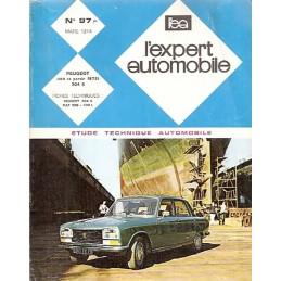 Revue Technique  304 S 1974