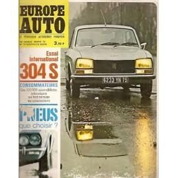 Europe Auto N° 73