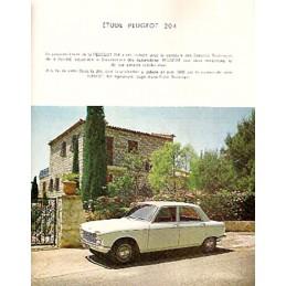 Revue Technique 204 1966