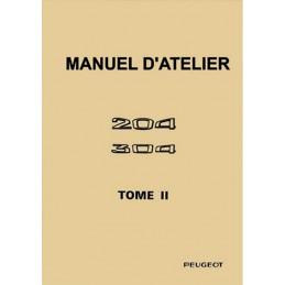 Manuel Atelier  204/304 Tome 2
