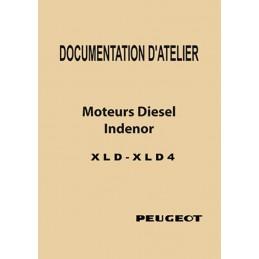Manuel Atelier 204/304 Diesel