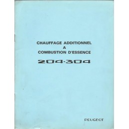 Chauffage Additionnel  204/304