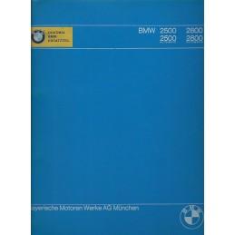 Catalogue Pieces 2500 / 2800