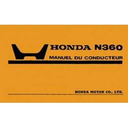 Notice d' Entretien N360