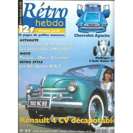 Retro Hebdo N°22