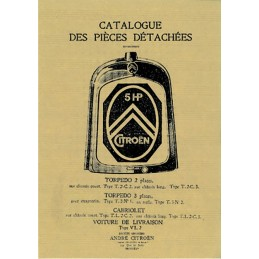 Catalogue Pieces Detachees 5 HP