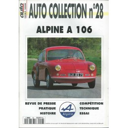 Auto Collection N° 28
