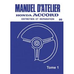 Manuel Atelier 1986  Tome 1