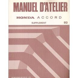 Manuel Atelier 1993