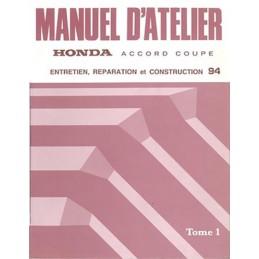 Manuel Atelier 1994 Tome 1