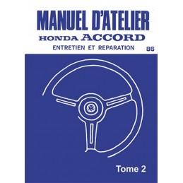 Manuel Atelier 1986  Tome 2