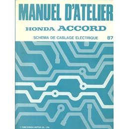 Manuel Electricité Accord 1987