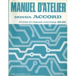 Manuel Electricité Accord 88-89