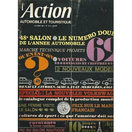 AAT N°13-14  SALON 1961