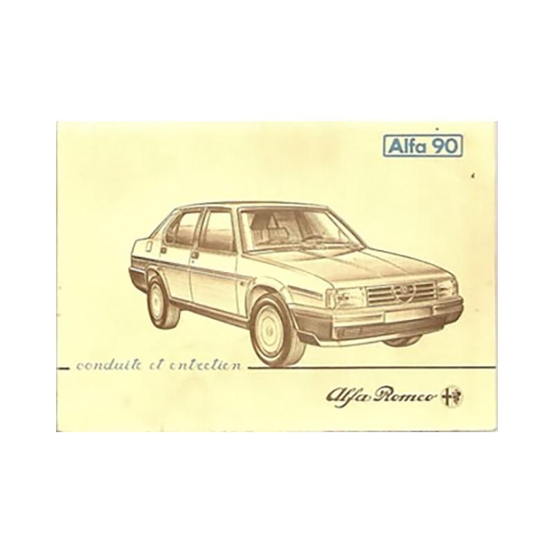 Notice d' Entretien  1984
