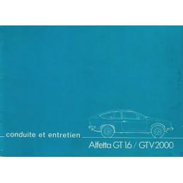 Notice Entretien 1978