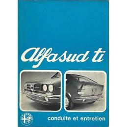 Notice Entretien Ti 1975
